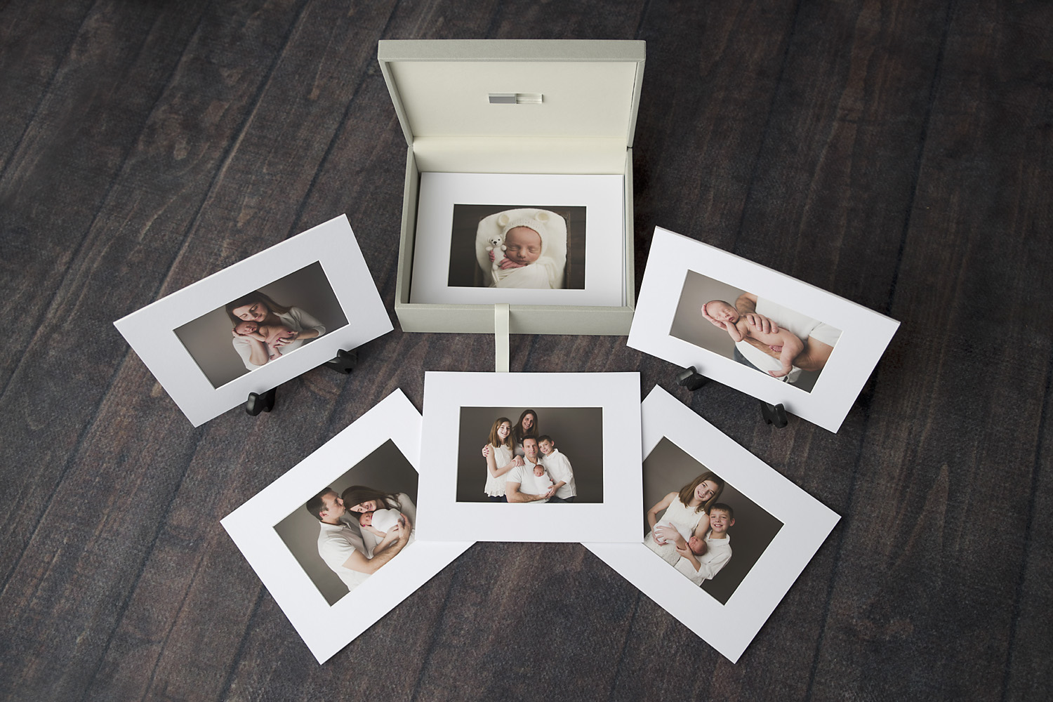Full Service Photographers Luxury Print Box